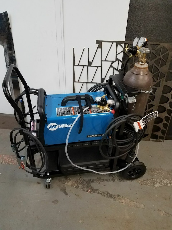 Miller Multimatic 215 >> Used Miller Multimatic 215 For Sale In Mooresville Letgo
