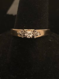14K Yellow Gold & Diamonds  Edmonton, T6H