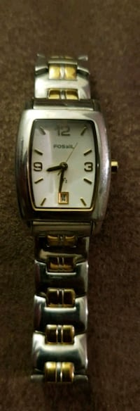 Ladies Fossil Watch needs battery price firm  Raleigh, 27610