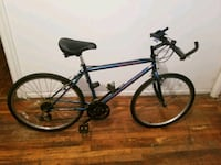 black and gray hardtail mountain bike The Bronx, 10456