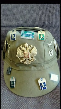 Rare vintage Russian hat with medals Oklahoma City, 73111