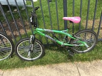 green and black BMX bike Springfield, 22150