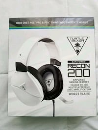 Turtle Beach Recon 200 Wired Gaming Headset  Toronto, M9M 2X3