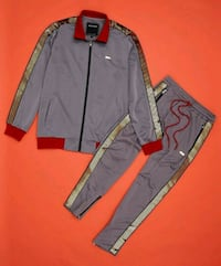 Men's track suit Small