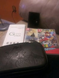 Big nintendo switch with ton of extras  El Paso, 79936