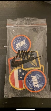Nike Shoe Patches