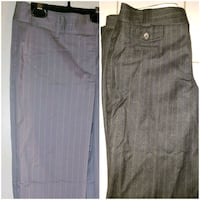 Women's Dress Pants - Jacob & Banana Republic  623 km
