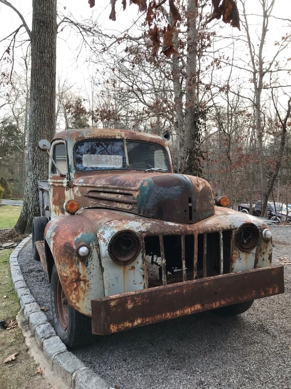 1947 ford truck bed parts