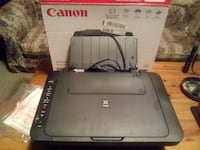 Canon wireless printer/scan