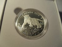 Royal Canadian Mint $100 For $100 Series Silver Coins Mississauga