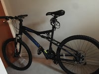 Diadora novara Mountain bike and lock 3733 km