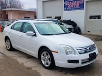 Ford-Fusion-2007 Ankeny