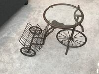 Bicycle-style Side Table/ Night stand Alexandria, 22305