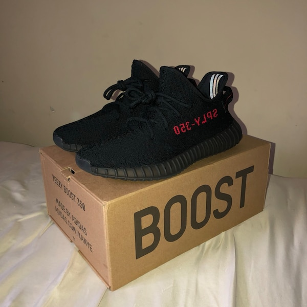 """1e3492d737203 Used adidas Yeezy Boost 350 """"Bred"""" v2 for sale in Norcross - letgo"""