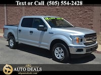 2018 Ford F-150 XLT SuperCrew 5.5-ft. Bed 4WD Albuquerque