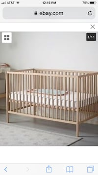 Crib IKEA  North Charleston