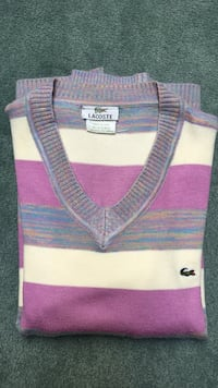 Small Lacoste sweater London