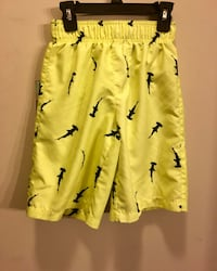 OCEAN PACIFIC Boys Neon Yellow Swim trunks! Indianapolis, 46204