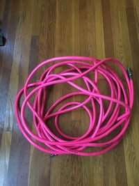 pink and white coated wires Kansas City, 64111