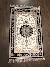 Silk Qum Carpet Vaughan, L6A 0K4