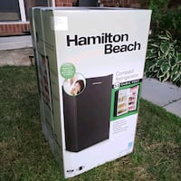 NEW Mini Fridge 3.3 Cubic Meters By Hamilton Beac Ottawa, K2K 2M6