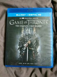 Game of Thrones Season 1 (Blu Ray) Abingdon, 21009