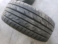 "2 Used tires 17"" Midland, 79705"