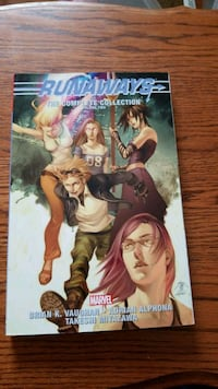 Marvel's Runaways Complete Collection, Volume Two Rising Sun, 21911