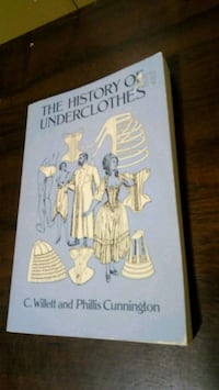 History of underclothes book