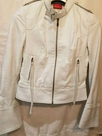 Mackage leather Jacket. Size xs (8-10)£85 Greater London, SM3 8QZ