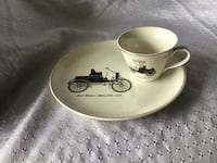 Collectors Cup and Saucer Mississauga, L5B 2L5