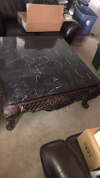 Marble coffee table  Grayslake, 60030