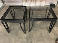 Coffee table w/ end tables