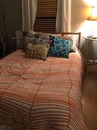 IKEA double/full bed with mattress Alexandria, 22307