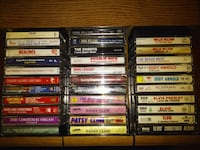 Musical cassettes assorted variety Hickory, 28601
