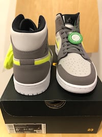 Air Jordan 1 Gunsmoke Volt (Brand New Deadstock) Toronto, M6J