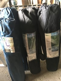 Fold up lawn chairs x 4 ...15 each Mississauga, L5A