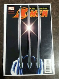 #1 Astonishing X-MEN comic book Marvel  Toronto, M3C 4C5