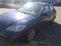 2004 Honda Civic DX Toronto