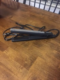 Hair straightener. Easy to use.