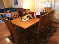 Dining room TABLE ONLY (no chairs)