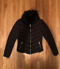 Woman's Down Filled Bomber Jkt-Size S Montréal, H3V 1B4