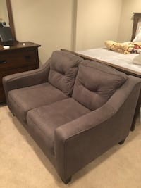 Gray Loveseat Couch Falls Church, 22043