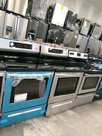 New Stainlees steel FRIGIDAIRE electric induction stove ????????
