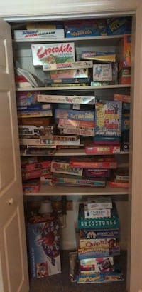 closet of games  New Freedom, 17349