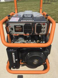 Black and red generac portable generator Chesapeake, 23320