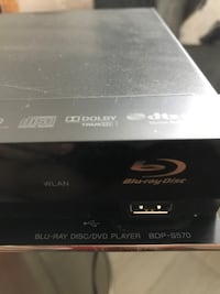 Sony blu-ray player with HDMI and remote Toronto, M4V 1N5