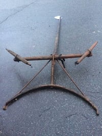 Antique Wagon/Buggy 2 Horse Complete Double Tree Tongue  Mooresville, 28115