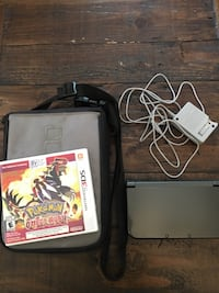 3DS XL Package with charger, game and game case Markham