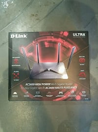 black and red Everest gaming mouse box Brampton, L6X 1M8